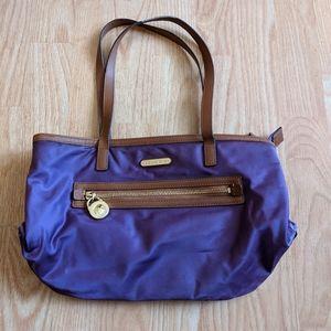 Michael Kors Nylon Shoulder Bag